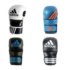 ADIDAS MMA Grappling Gloves Sparring Gloves Training Gloves Cowhid Real Leather