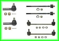 97-01 Fits Q45 Inner Outer Tie Rod Rods Ends Stabilizer Links Pair
