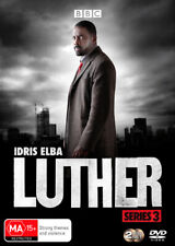 LUTHER: SERIES 3 (2013) [NEW DVD]