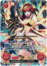 Fire Emblem 0 Cipher B09-004SR+ SIGNED FOIL Echoes Trading Card Game TCG Celica