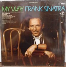 Frank Sinatra My Way 33RPM FS1029 Reprise Records    111316LLE