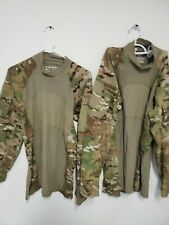 2 used Multicam US Army Combat Shirt ACS Size m Flame Resistant medium