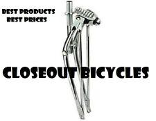 "12/"" Lowrider Classic Bike Spring  Fork 1/"" Chrome-153703"
