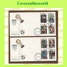 Football First Day Cover Caribbean Stamps