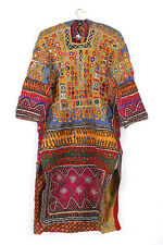 Indian ethnic costumes Beautiful heavily embroidered dress Vintage Dresses boho