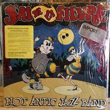 [JAZZ]~SEALED LP~HOT ANTIC JAZZ BAND~J'ai De La Fievre~[1982~STOMP OFF~GERMAN~IM