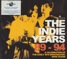 THE INDIE YEARS 89-94 = Early 90´s Manchster Indie Scene =CD= groovesDELUXE!