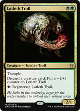 Lotleth Troll (lotleth-troll) comandante Anthology Magic