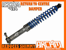 PAJERO NH TO NJ 91-96 ARCHM4X4 RETURN TO CENTRE STEERING DAMPENER STABILISER