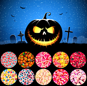 HALLOWEEN Pick N Mix Sweets by HAPPY CANDY® Scary Horror TRICK or TREAT SWEETS