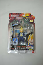 Bandai Dragon Ball Z Hybrid Action Figure Super Saiyan Vegeta New in Stock
