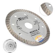 "4"" Diamond Circular Saw Blade Cutting Disc Cut Off Concrete Ceramic Granite Tool"
