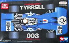 Tamiya 1/12 Tyrell 003 W/ Metal & PE Parts & Studio 27 Decals