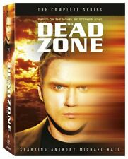 The Dead Zone Season 1 2 3 4 5 6 Series One Two Three Four Five Six DVD