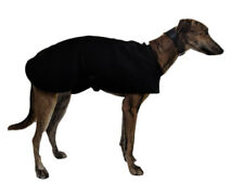 HOTTERdog Water Repellent Winter Fleece Warm Dog Coat by Equafleece - Black 22""