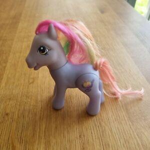 G3 My Little Pony Rainbow Swirl 2006 Ice Cream Dream Supreme Van toy collectable