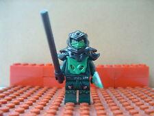 GREEN NINJAGO MINI FIGURA EVIL LLOYD libero armi LEGO CHIMA, MARVEL UK STOCK