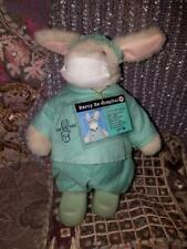 """Muffy Vanderbear Collection Mercy Me Hospital - """"TOP DOC""""  with tag--- Pristine!"""