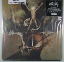 NIGHTBRINGER Terra Damnata NEW, SEALED BLACK VINYL 2XLP/Second Press/Ltd to 300