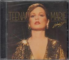 Lady T by Teena Marie [+3 bonus versions] (CD, 2011, Hip-O-Select/Motown) NEW SS