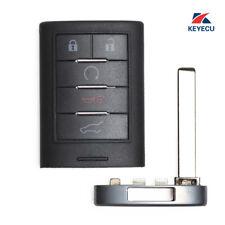 New Smart Proximity Remote Key Fob for 2010-2015 Cadillac SRX FCC ID:NBG009768T