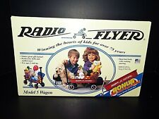 Radio Flyer Wagon Mini Red Pull Toy Model 5 Great Gift Basket Dolls Stuffed Toys