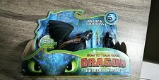 How to Train Your Dragon 3 Hidden World Hiccup Toothless Figures Age 4 20103697