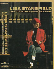 Lisa Stansfield ‎Live Together (New Version) CASSETTE SINGLE Electronic Soul