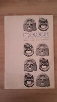 Prologue - Il Rivista Illustre Della Vita Culturale IN Wallonia - N°103 - 1977