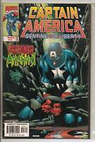 Marvel Comics Captain America Sentinel Of Liberty #3 November 1998 NM