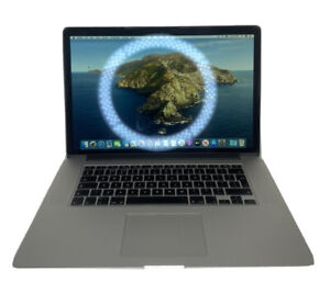 "Apple MacBook Pro with Retina display 15.4"" Laptop - ME294B/A; Late 2013"