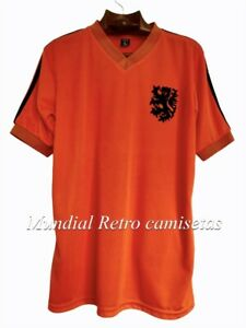 Cruyff Holland world cup 1974 jersey maglia camiseta (retro)
