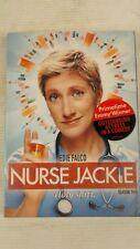 Nurse Jackie : Season 2 (DVD, 2011, 3-Disc Set) Rg1 NTSC TV SERIES NEW & SEALED