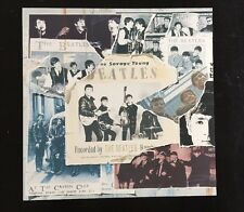 "THE BEATLES ANTHOLOGY 1 RARE PROMO ALBUM COVER POSTER FLAT 12""X12"" MINT"