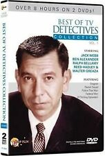 Best of TV Detectives Collection volume 1 (2 DVD Set) New Dragnet Rocket Squad