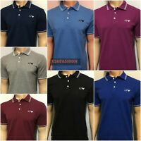 ARMANI JEANS (AJ) MEN'S - SHORT SLEEVE POLO SHIRT CLEARANCE SALE!!!