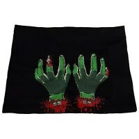 New Kreepsville 666 Comic 80s Goth Punk Gothic Horror Zombie Black Mini Skirt XL