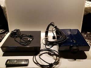 DWIN TRANSVISION 3 HOME THEATRE HD 720P PROJECTOR (PARTS ONLY)