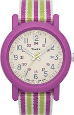 NEW Timex Classics Ladies Originals Easy Reader Indiglo Strap T2N494