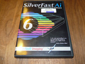 SilverFast 6 Ai für Microtec ScanMaker 8700 Win Mac englische Vollversion