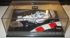 F1 1/43 STEWART GP SF2 FORD BARRICHELLO 1998 HOTWHEELS