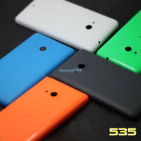 For Microsoft Nokia Lumia 535 Battery Back Cover Rear Door Housing Case New