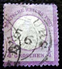 ALLEMAGNE - timbre - yvert et tellier n°1 obl - stamp germany
