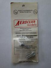 Aeroclub Models White Metal Ejection Seat 1/48 AEJ 403 MK4A