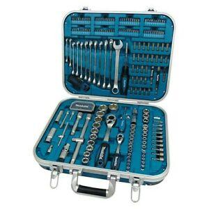 Makita 227-teiliges Werkzeug-Set P-90532 im Transportkoffer