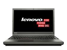 "Lenovo ThinkPad w540 i7-4700mq/8gb/320gb/NVIDIA k1100m/15.6""/WIN 8.1 Pro"