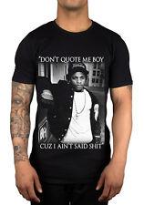 Eazy E Don't Quote Me Boy Cuz I Aint Said Sh*t Graphic T-Shirt Dre Tupac