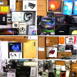 HUGE Wholesale Lot of Assorted Consumer Electronics, 75 items, MSRP over $1500!