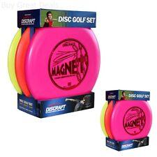 Discraft Beginner Disc Golf Set 3-Pack Frisbee Outdoor Sports