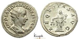 Römische Kaiserreich, Gordian III. Pius, Antoninian 239, Rom, RIC 34, 4,92g., vz